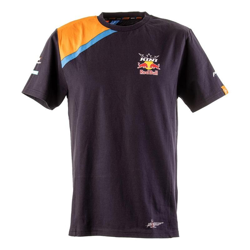 T-shirt Kini Red Bull Team navy/orange