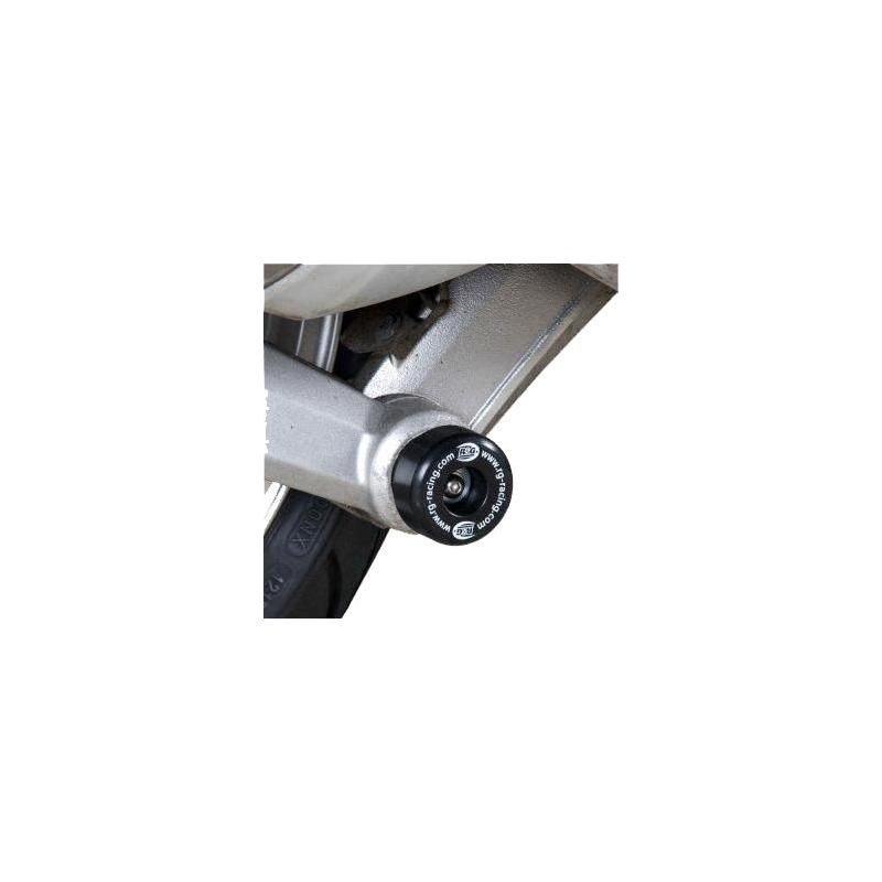 Tampons de bras oscillant droit R&G Racing noir Kawasaki GTR 1400 08-18