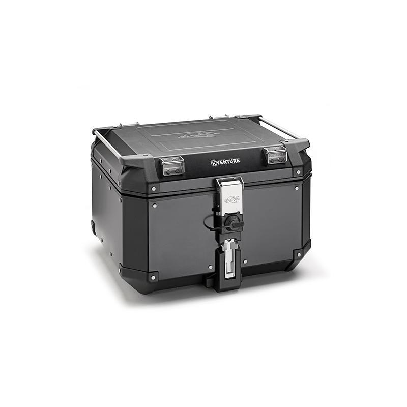 Top case Kappa K-Venture KVE48A 48 litres aluminium noir