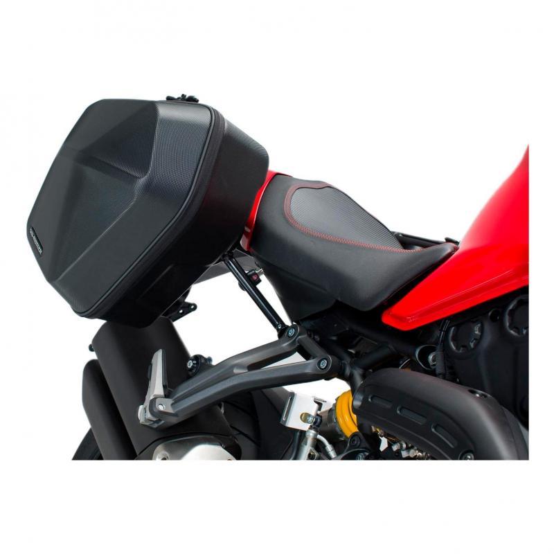 Valises latérales SW-MOTECH Urban ABS Ducati Monster 1200 S 16-17