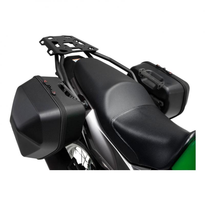 Valises latérales SW-MOTECH Urban ABS Kawasaki Versys-X 300 17-18