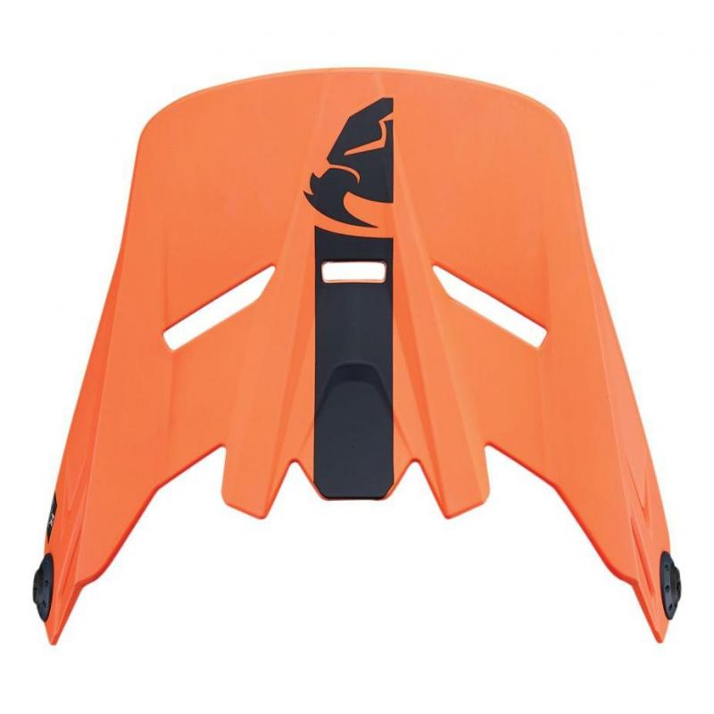 Visière casque cross enfant Thor Sector Racer orange/navy
