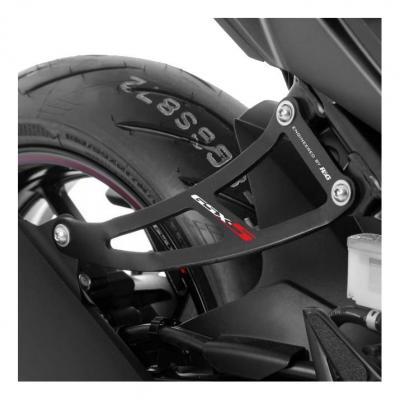 Patte de fixation de silencieux R&G Racing noire Suzukiç GSX-S 750 17-18