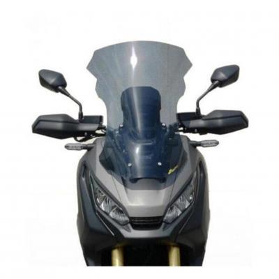 Pare-brise Bullster haute protection 56 cm fumé gris Honda X-ADV 750 17-18