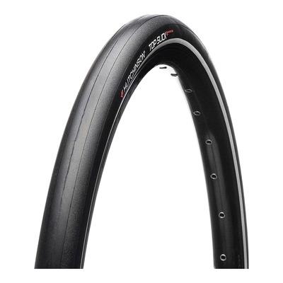 Pneu vélo City/VTC Hutchinson Top Slick 2 Protect'Air TR noir (700x32C)