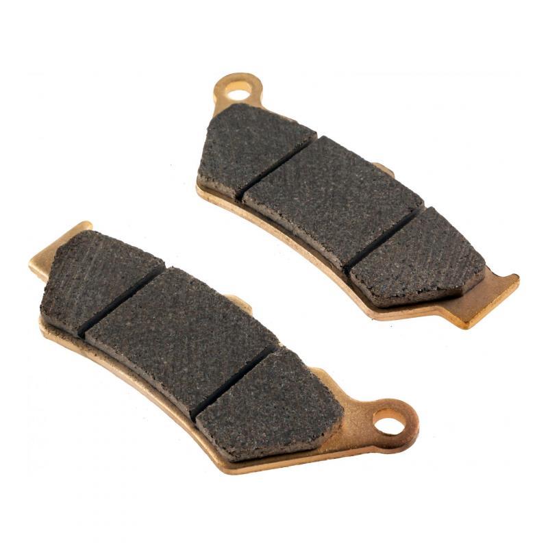 Plaquettes de frein Carbone Lorraine 2396A3+