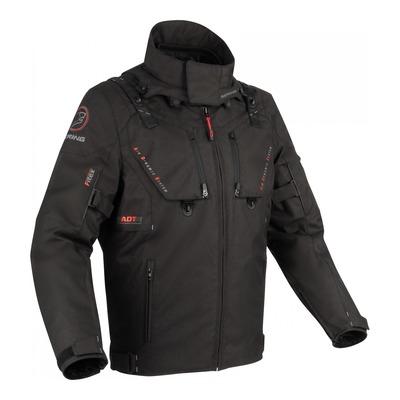 Blouson textile Bering Skogar noir