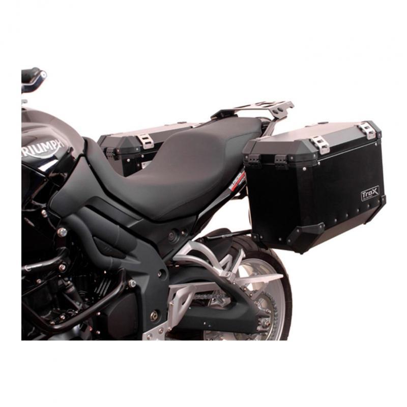 Support pour valise SW-MOTECH QUICK-LOCK EVO noir Triumph Tiger 1050 06-12