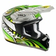 Casque Kenny Performance Psyko Vert