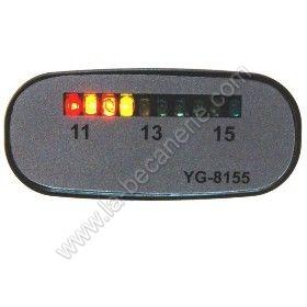 indicateur charge batterie 12v batteries one italia. Black Bedroom Furniture Sets. Home Design Ideas