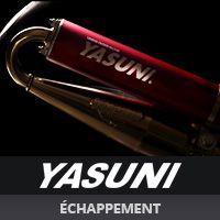 Echappement Yasuni
