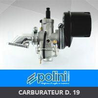 Polini | Carburateur