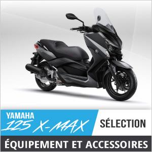 Sélection 125 Xmax Yamaha