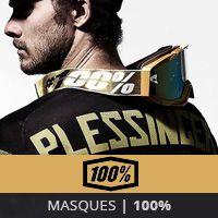 Masque cross 100%