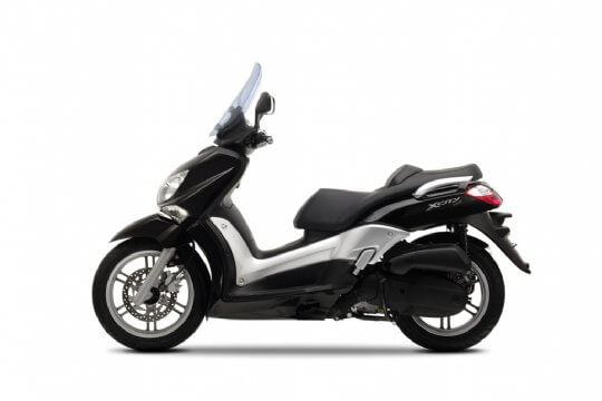 accessoires et pi ces yamaha vp x city 125 la b canerie maxi scooter. Black Bedroom Furniture Sets. Home Design Ideas