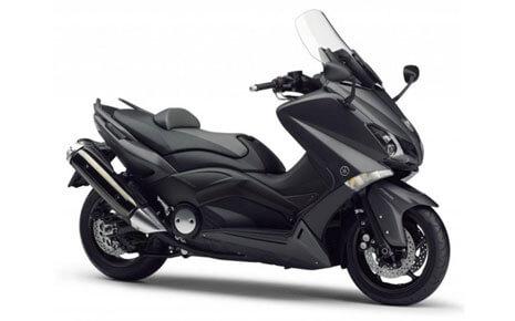 moto yamaha w max