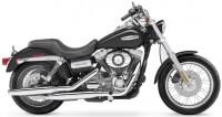 Harley Davidson FXDCI 1450 Dyna Super Glide custom EFI