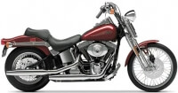 Harley Davidson FXSTS 1340 Softail Springer