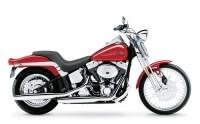 Harley Davidson FXSTS 1450 Softail Springer EFI