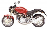 Ducati MONSTER DARK I.E. 400