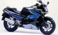 Kawasaki GPX R 600