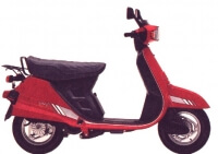 Honda NH50 Lead