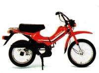 Honda PXR 50
