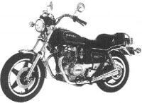 Honda CM 400 A Hondamatic