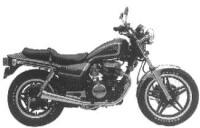 Honda CB 450 SC Nighthawk