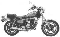 Honda CM 450 Custom