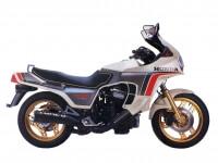 moto honda turbo 500