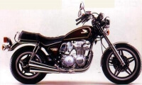Honda CB 650 C Custom