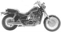 Honda VT800 Shadow