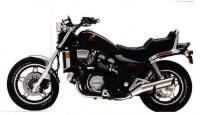 Honda VF 1100 C Magna