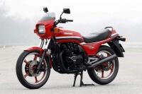 Kawasaki GPZ 550 Unitrack
