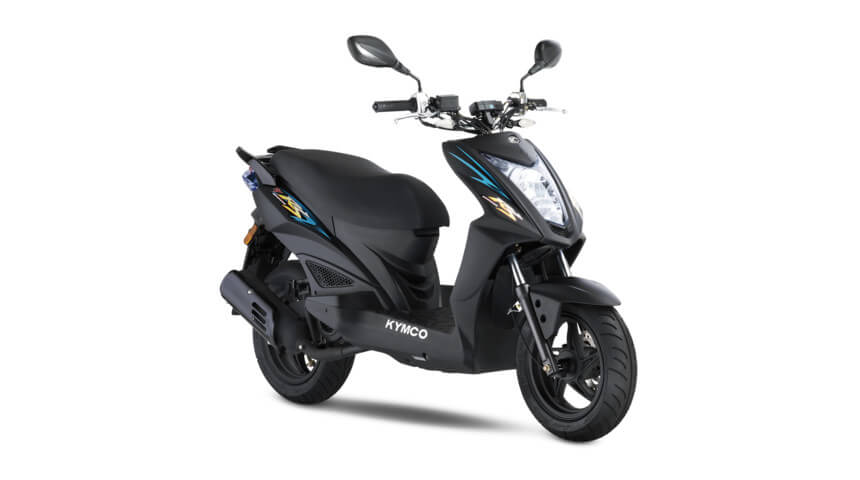 kymco agility 50 rs 2t id e d 39 image de moto. Black Bedroom Furniture Sets. Home Design Ideas
