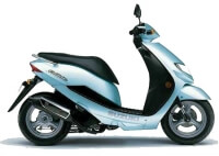 Suzuki UF 50 Estilete