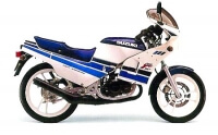 Suzuki RG80 GAMMA