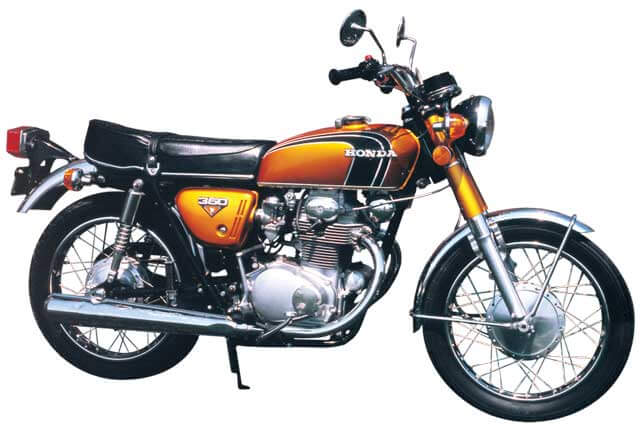 moto yamaha 350 yr5
