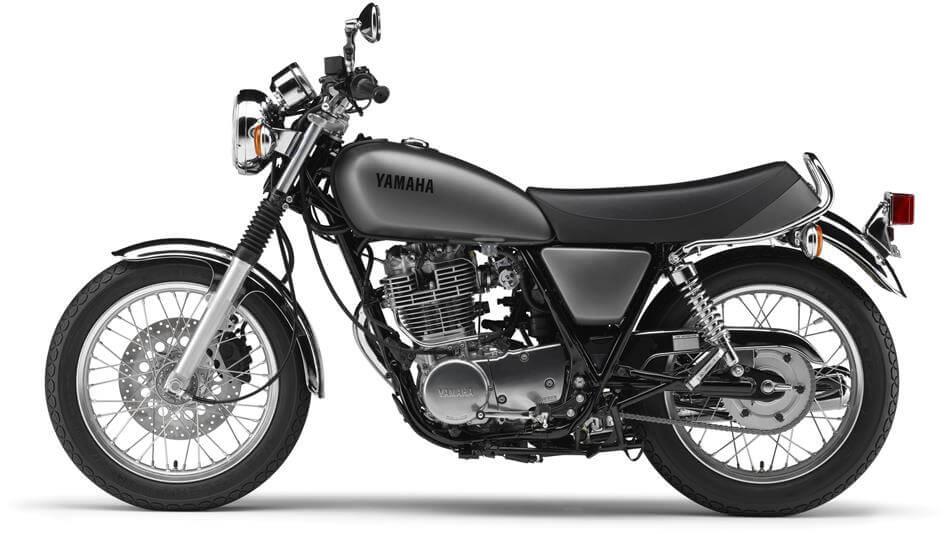 moto yamaha sr 400