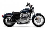 Harley Davidson XLH 883 Sportster Hugger