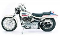 Harley Davidson FX 1200 Super Glide (elec)