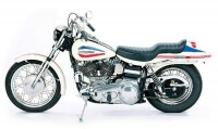 Harley Davidson FX 1200 Super Glide (kick)