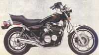Honda CB 550 SC Nighthawk