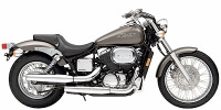 Honda VT 750 DCA Shadow Spirit