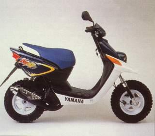 Yamaha BW'S Bump 50
