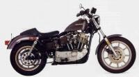 Harley Davidson XR 1000 Café Racer