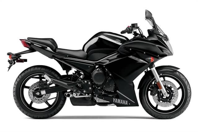 Yamaha FZ 6 R