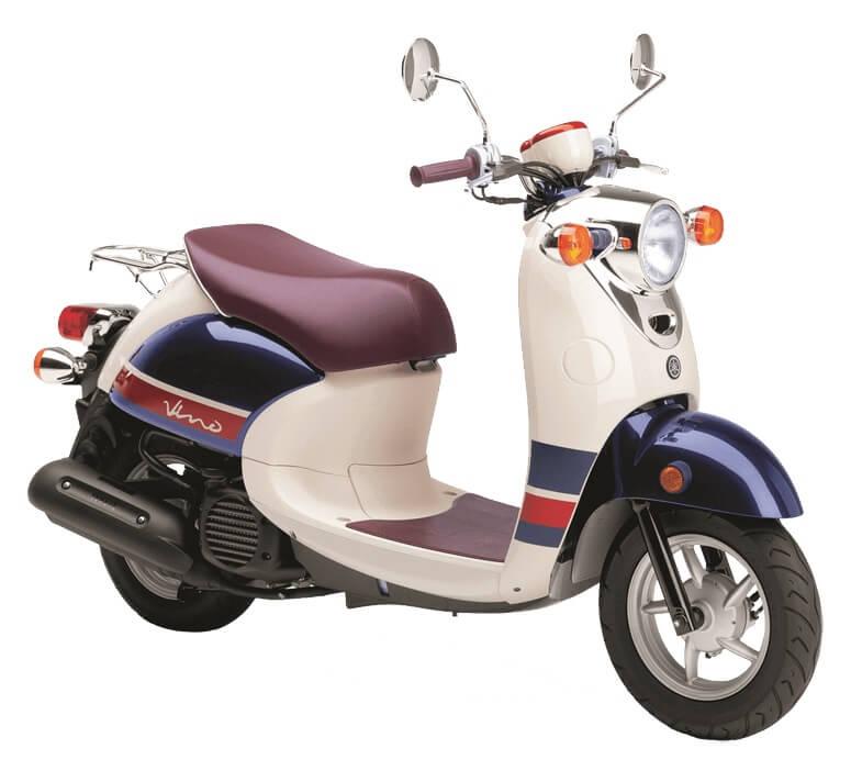 Yamaha Vino 2T