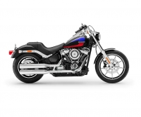 Harley Davidson FXLR 1745 Softail Low Rider